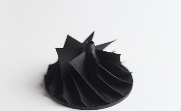 3D Druck Prototyp eines Verdichterrades
