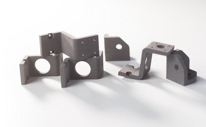 Kleinserie von Haltern hergestellt im SLS-Verfahren von Ihrem 3D Druck Dienstleister