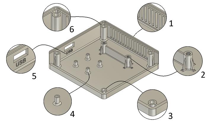 Konstruktionstipps für 3D-Druck und CNC Fräsen